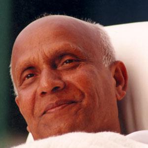 Porträt von Sri Chinmoy